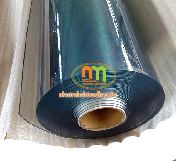 Màn nhựa PVC chống tĩnh điện trong suốt