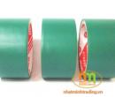 Băng dính (Băng keo) lụa Simili 5cm.10m Xanh Green