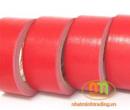 Băng dính (Băng keo) lụa Simili 5cm.5m Đỏ