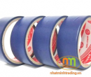 Băng dính (Băng keo) lụa Simili 5cm.5m Xanh Blue