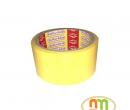 Băng dính (Băng keo) lụa Simili 7,2cm Vàng (4c/cây)