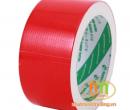 Băng dính (Băng keo) màu 5cm.100Y Đỏ