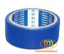 Băng dính (Băng keo) màu 5cm Xanh Blue
