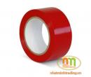 Băng dính (Băng keo) màu 6cm.22m Đỏ