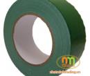 Băng dính (Băng keo) vải 5cm Xanh Green