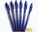 Bút bi Aihao 555 xanh