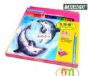 Bút chì 24 màu Marco 4100 - 24CB