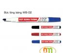 Bút dạ bảng (lông bảng) TL WB02 đen