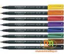 Bút dạ kính Đức 318-6 màu tím