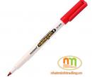 Bút dạ Monami F màu đỏ