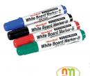 Bút lông dầu (dạ dầu) Monami xanh