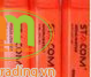 Bút nhớ dòng (dạ quang) Starcom (HL101) cam