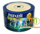 Đĩa CD Maxell (hộp)