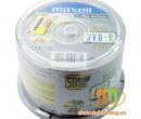 Đĩa DVD-RW Maxell (hộp)