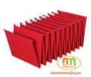 File treo khổ F màu đỏ