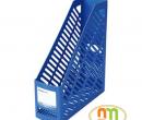 File vát 1 ngăn nhựa Comix màu xanh Blue (B2171)