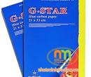 Giấy than G-Star xanh