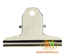 Kẹp sắt 76mm Deli trắng (9533)