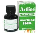 Mực bút lông dầu Atline màu đen (20ml)