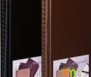 Sổ đựng 360 card da mềm