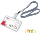 Thẻ (bảng tên) đeo ngang Deli (5756)