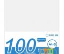 Túi mở 2 đầu 737 (E355) Kingjim 100pcs
