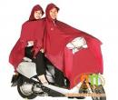 áo mưa kính 2 mũ HP012