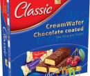 Bánh kem xốp phủ socola Classic 272g