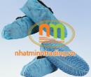 Bao bọc giày phòng sạch vải không dệt L2