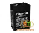 Bình ắc quy Phoenix 6V - 4.5AH