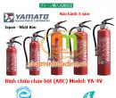 Bình chữa cháy Nhật Bản ABC các loại