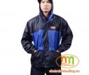 Bộ áo mưa 2 lớp HP01 (vải đài loan 210 sợi)