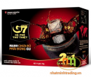 Cafe Trung Nguyên G7 2 in 1