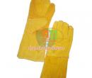 Găng da dài 2 lớp Đài Loan (màu vàng)