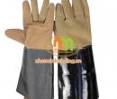 Găng tay da hàn chống cháy Đài Loan chất lượng cao
