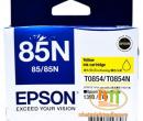 Mực in Epson T0854 (Sty photo 1390) màu vàng