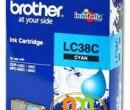 Mực in phun Brother LC38C màu xanh