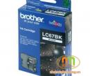 Mực in phun Brother LC67BK (385/585/6690) màu đen
