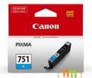 Mực in phun Canon CLI 751C (MG6370) màu xanh