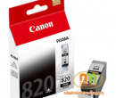 Mực in phun Canon CLI 820BK (IP 4680) màu đen