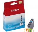 Mực in phun Canon CLI 8C màu xanh