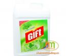 Nước lau sàn 4,5L Gift hương Bạc hà