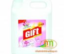 Nước lau sàn 4,5L Gift hương Lily