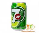 Nước ngọt 7UP (thùng 24 lon)