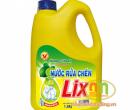 Nước rửa chén Lix 1,5kg