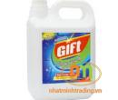 Nước tẩy vệ sinh Gift 4,5L(4kg) Siêu sạch