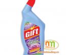 Nước tẩy vệ sinh Gift 600ml hương Cỏ