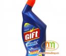 Nước tẩy vệ sinh Gift 600ml hương Siêu sạch