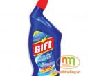 Nước tẩy vệ sinh Gift 700ml hương Siêu sạch