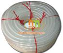 Ống lưới nhựa PVC màu trắng